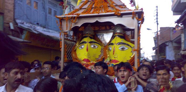 The Nandadevi Fair