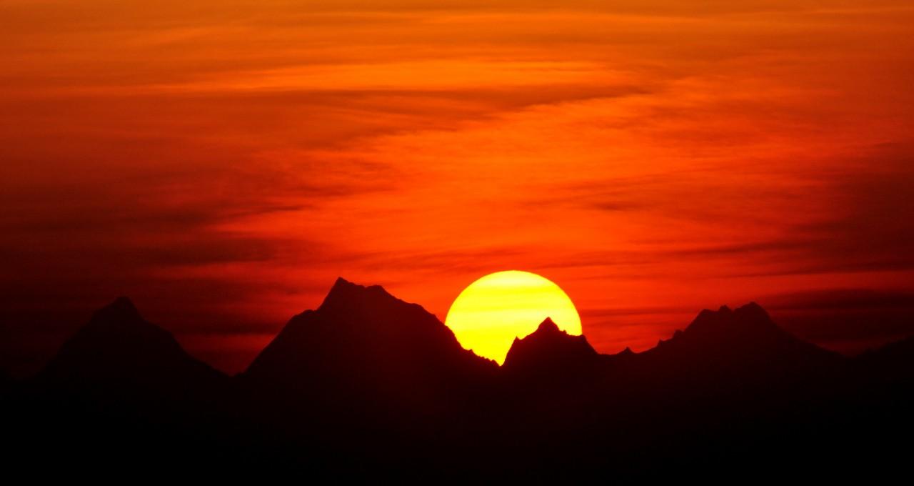 धरती पर स्वर्ग - कौसानी-भारत का स्विट्ज़रलैंड