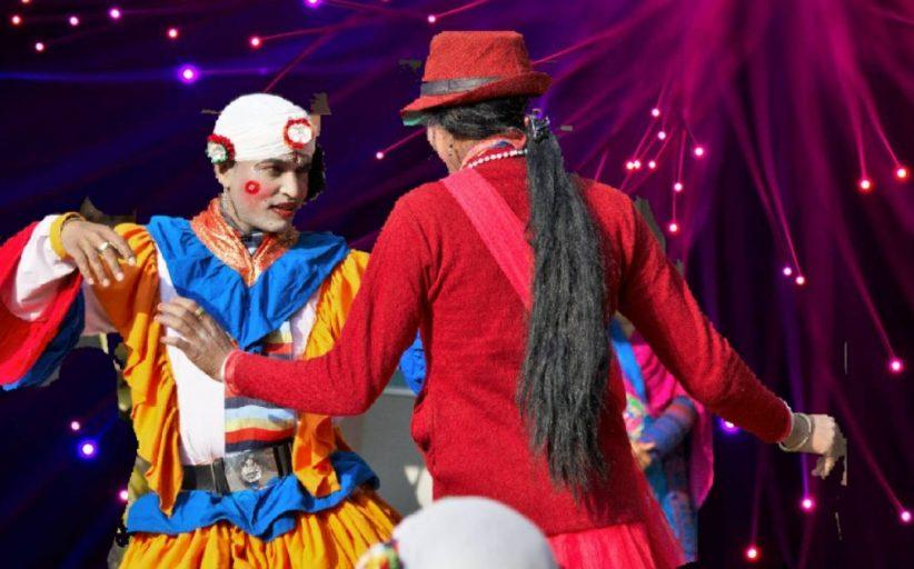 छलिया लोक नृत्य कब और कैसे शुरू हुआ