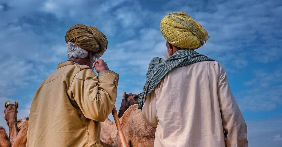 दो वृद्ध पुरुष, लियो टोल्स्टोय की कहानी